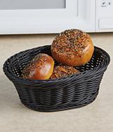 Wicker-Look Basket