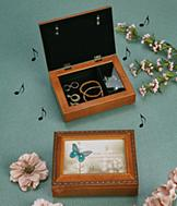 Memories Jewelry Box