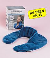 ThermaComfort Weighted Hot/Cold Neck Wrap