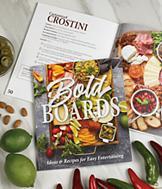 Bold Boards Cookbook
