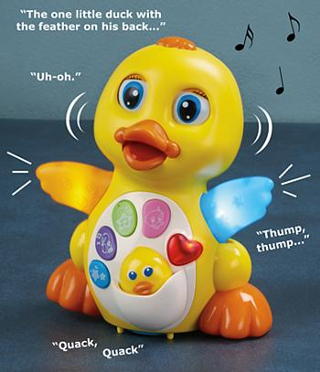 Dancing Ducky Toy