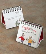 Giggles Flip Calendar