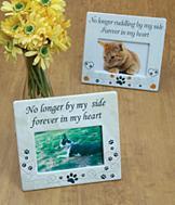 Pet Memorial Frame - Dog