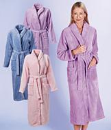 Plush Robe - Pink