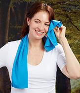 Stay Cool Sports Towel
