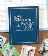 Our Family Tree Book
