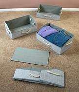 Storage Bins - Set of 4