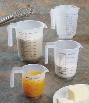 Measuring Cups - 3-Pc. Set
