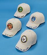 U.S. Military Cotton Twill Cap - Navy