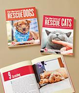 For the Love of Rescue Dogs Book