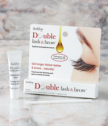 Double Lash and Brow Serum