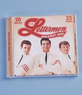 The Lettermen Greatest Hits CD