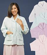 Bed Jacket - Lilac