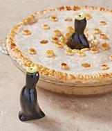 Ceramic Pie Bird