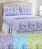 Watercolor Sheet Set - King