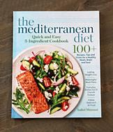 Mediterranean Diet 5-Ingredient Cookbook
