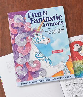 Fun and Fantastic Animals - Angelea Van Dam