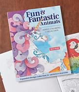 Fun and Fantastic Animals - Angelea Van Dam