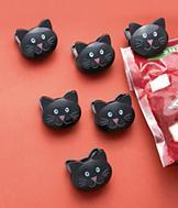 Kitty Bag Clips - Set of 6