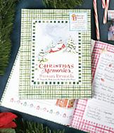 Christmas Memories Journal