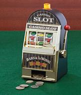 Casino Slot Bank