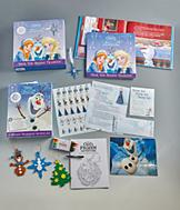 Olaf Picture Book and Ornament