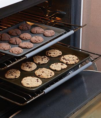 Oven Rack Guards - Set of 2