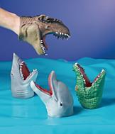 Hand Puppet - Alligator