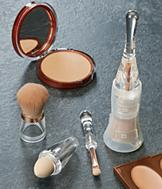 3-in-1 Makeup Brush