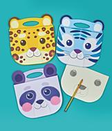 Carry-Along Sketchbook - Panda
