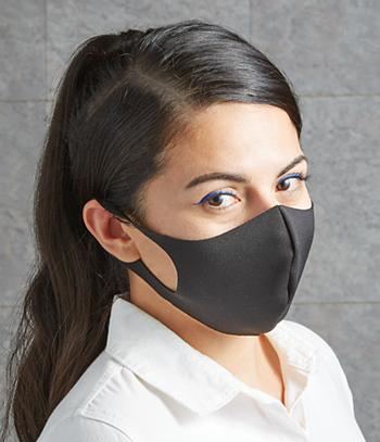 Stretch-to-Fit Reusable Masks - Set of 2