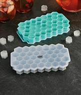 Honeycomb Ice Tray - Teal