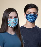 Children's Face Mask - Camo