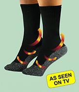 35 Degree Below Socks - Small-Medium
