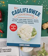 The Cauliflower Cookbook - Leanne Kitchen