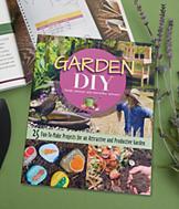 Garden DIY Book
