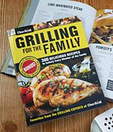 Grilling for the Family Cookbook