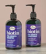 Biotin Pro-Growth Formula - Shampoo