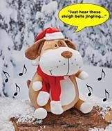 Nutmeg Holiday Plush