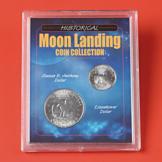 Moon Landing Coin Collection