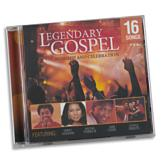 Legendary Gospel CD