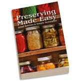 Preserving Made Easy Recipe Book