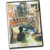 33 Great Cities of Europe DVD