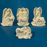 Gathering of Angels Figurine Set