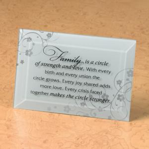 Definition of Family Plaque