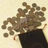 Troy Pound of Lincoln Pennies