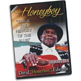 Honeyboy: This is the History of the Blues DVD