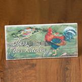 Bless This Kitchen Country Charm Plaque