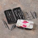 Manicure Kit with Case