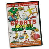 Sports Bloopers Gone Wild - 2-DVD Set
